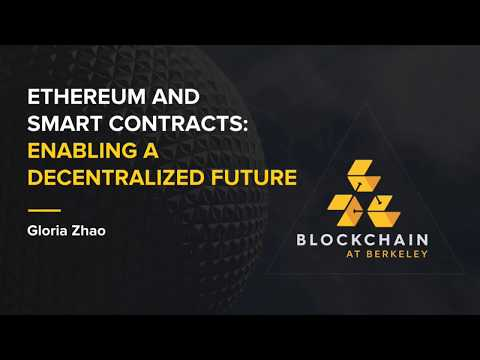 [Lecture 5] Fall 2018 Blockchain Fundamentals: Ethereum and Smart Contracts