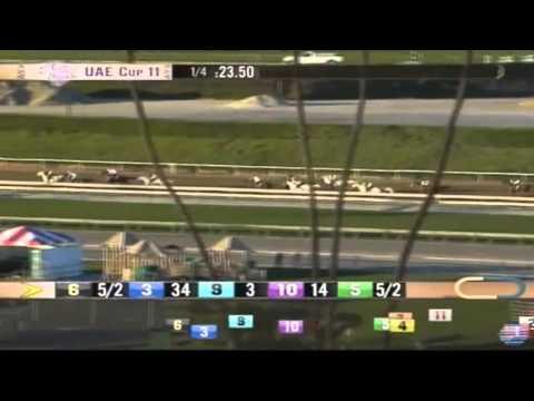 01.11.2013 Santa Anita Park (USA) 11.Race Breeders UAE Cup 2013 - Group I 1.770 m