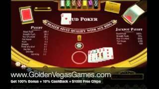 Caribbean Stud Poker - Play Caribbean Stud Online