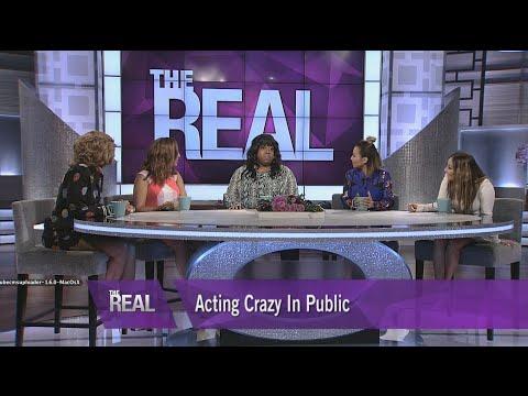 Acting a Fool in Public