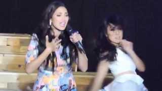 Nur Fazura Sayangi DiriMu LIVE in Konsert EH 15