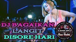 Gambar cover DJ SLOW BAGAIKAN LANGIT DI SORE HARI REGGAE REMIX TERBARU 2019