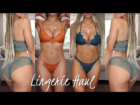 LINGERIE TRY ON HAUL feat Cupshe. http://bit.ly/2lZf1a0