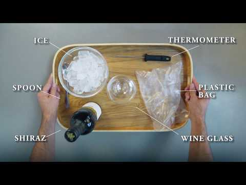 wine article How to Chill Your Wine to the Perfect Drinking Temperature  The Ice Bag Hack
