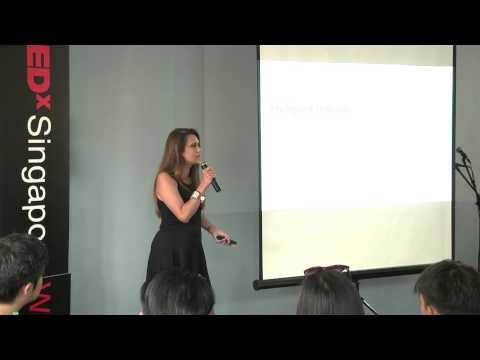 The power of conversation: Michelle Martin at TEDxSingaporeWomen 2013