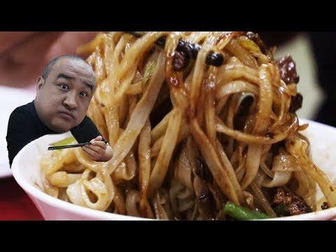【吃货请闭眼】 8元一碗炸酱面!北京最传统的80年代老饭馆,溥杰都给它题字?