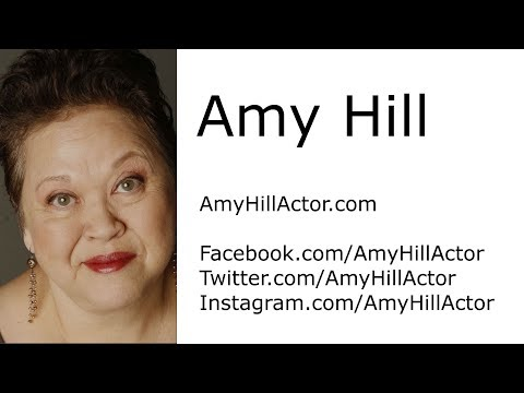 Amy Hill Acting Reel