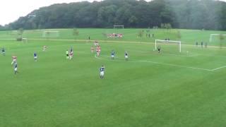 U/19-Ligaen: VB - Lyngby 3-0 (20/08-2016)