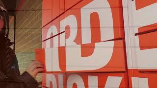 Home Depot Order Pickup Locker Experience #cb99videos #homedepot