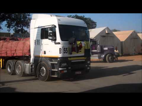 A Glimpse into UN WFP Malawi Blantyre Sub-Office Logistics Operations