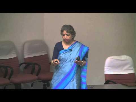 IIT Madras - I & AR , Leadership Lecture series - Prof Meera Chandrasekhar