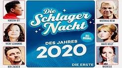 DIE SCHLAGERNACHT DES JAHRES 2020 - DIE ERSTE (NEUES ALBUM)