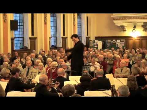 Beethoven 5 Stockport Symphony Orchestra dir. Marco Bellasi