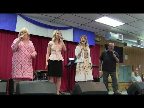 VICTORY EXPRESS at the GOSPEL MUSIC CELEBRATION 2018
