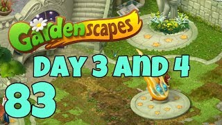gARDENSCAPES - Gameplay Walkthrough Part 83 -  Science Area Day 4