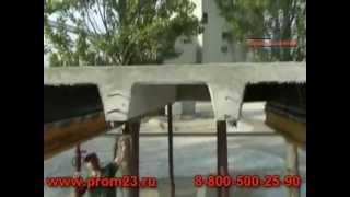 пластиковая опалубка перекрытия geoplast skyrail(www.prom23.ru компания Промышленник продажа строительного оборудования Skype: prom23.ru 8-800-500-25-90 SKYRAIL- опалубочная..., 2013-04-12T12:40:37.000Z)