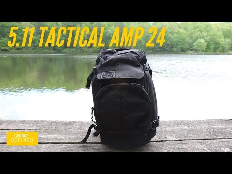 5.11 AMP 24 Everyday Carry EDC/Tactical/Work/ Do Everything Pack?