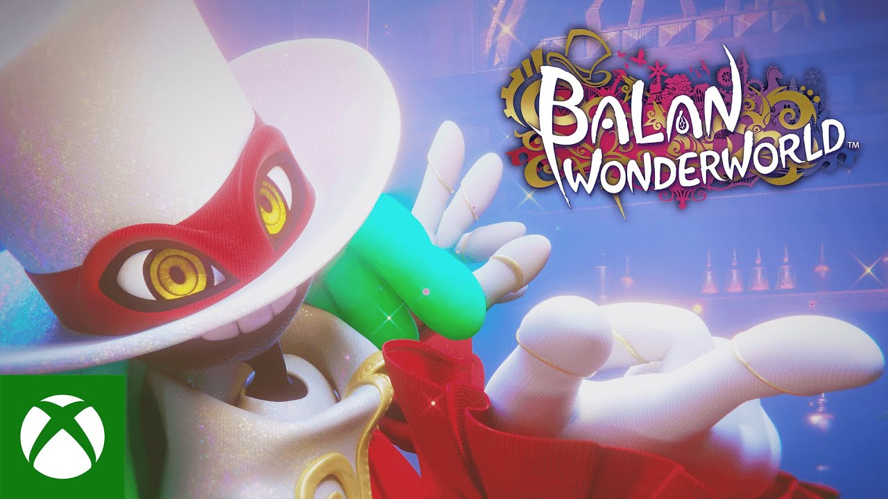 Balan Wonderworld Sonic Creators Are Making A Theatrical Action Game For Xbox Series X The Verge