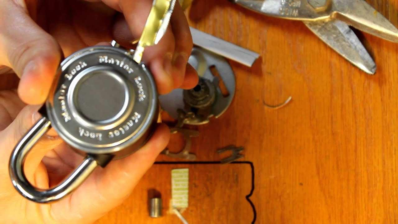 how to pick a master lock. Master Lock 1590d Crack / Hack Decode Pick Lost Combo PART 2 - YouTube How To A P