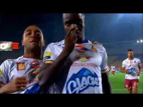 Santa Fe vs Tolima (1-2) Liga Aguila 2018-II | Cuartos de final Ida