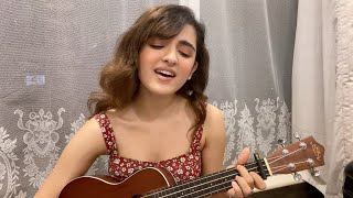 Download Lagu Shayad (Love Aaj Kal) | Raw Ukulele Cover by Shirley Setia | Arijit Singh, Pritam mp3