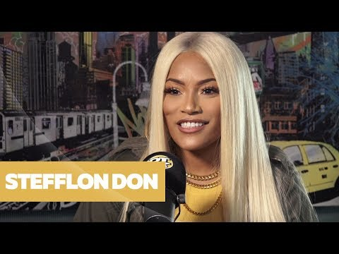 Stefflon Don On What Goes Down In The DM's, UK Rap & Her Journey