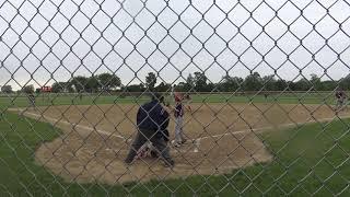 New Berlin Heat U12 Boys Baseball vs Five O's 6/19/2019
