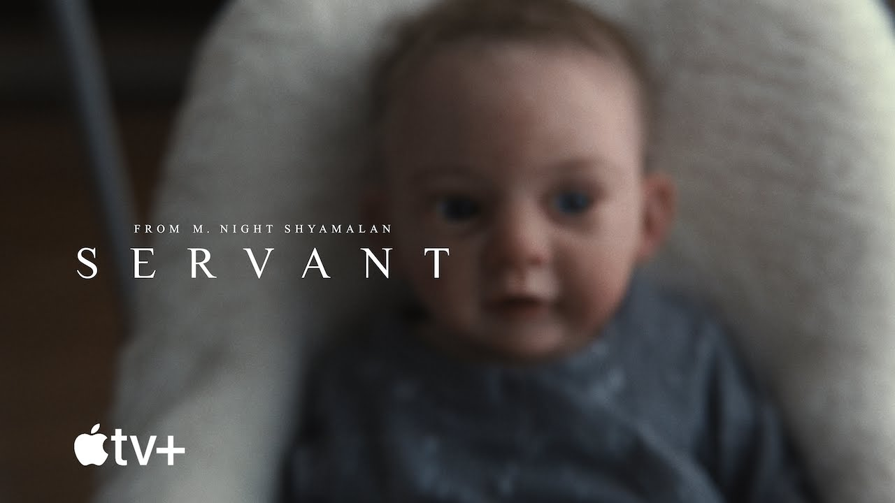 The Servant trailers door M. Night Shyamalan
