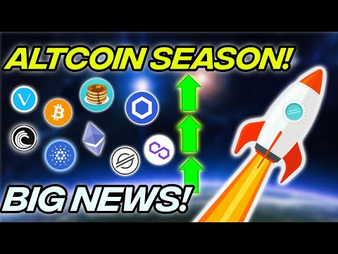 MASSIVE Crypto EXPLOSION Coming This Week!? Best ALTCOINS NOW! [DEFI coins – Price Prediction]