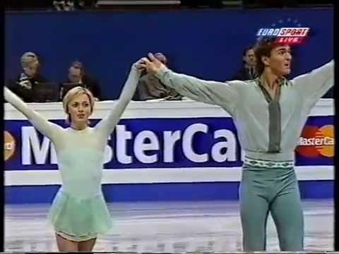 Elena Berezhnaya & Anton Sikharulidze RUS - 1999 World Championships LP