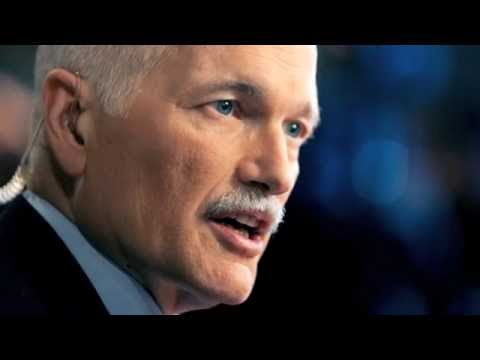 A Tribute Video to Mr. Jack Layton (1950-2011)