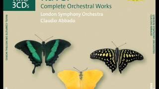 Claudio Abbado - Boléro, Ravel - Tempo di Bolero moderato assai - w/ London Symphony Orchestra