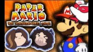 Game Grumps - Paper Mario TTYD - Mz.Mowz Voice
