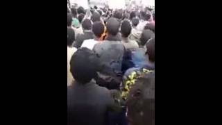 Amhara in Gondar Poem
