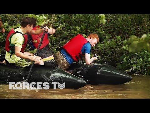Meet The Marines: Teens Get Up Close With Britain's Elite Fighting Force | Forces TV
