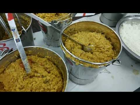 Indian marriage food - kalyana virunthu