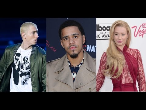 J. Cole calls out Eminem, Iggy, Macklemore & Justin Timberlake for appropriating Black music