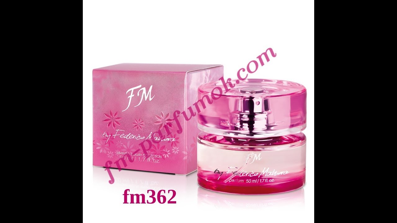 Fm362 Luxus Fm Parfüm Nőknek A Giorgio Armani Si Illat Fm 362 Youtube