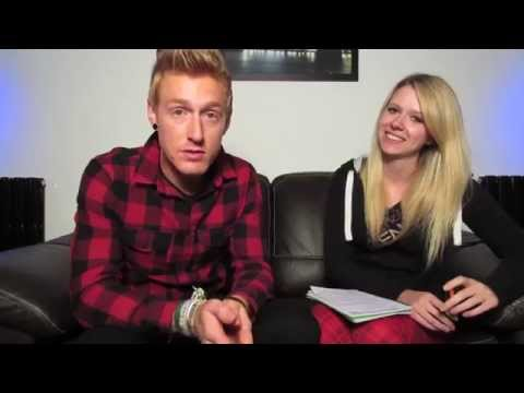Q&A WITH JAMES AND HOLLIE! vlog
