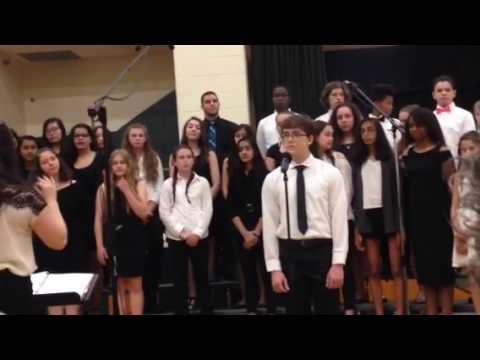 River in Judea  - Mead Jr. High Chorus 5.17.2017