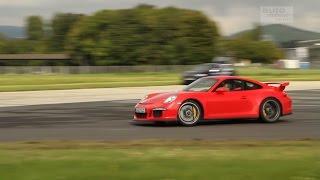 Porsche 911 GT3: Geht´s auch ohne Handschalter? - Fast Lap | auto motor und sport