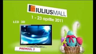 3D Paste la Iulius Mall Timisoara!