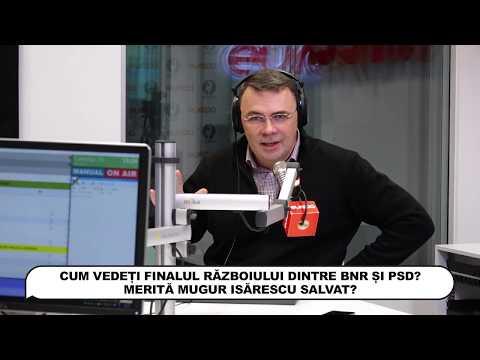 România în Direct: Cum vedeţi finalul războiului dintre BNR şi PSD?
