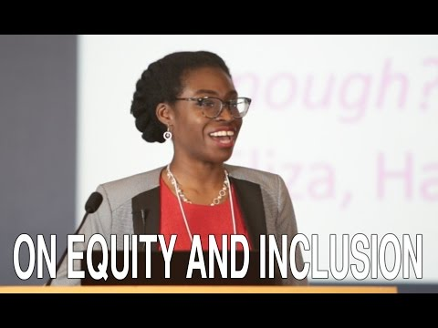 """""""On Equity and Inclusion"""" by Lėonicka Valcius"""