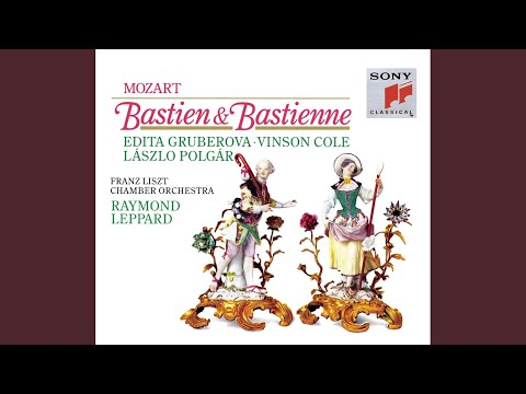 Bastien & Bastienne, K. 50: Aria. Diggi, Daggi