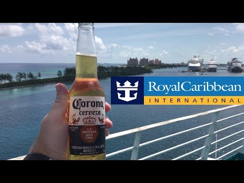 Deluxe Beverage Package on Royal Caribbean Majesty of the Seas