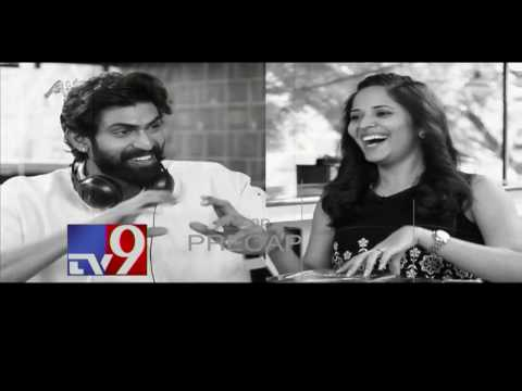 Best Romance Is Being Neutral - Rana On A Date With Anasuya - TV9