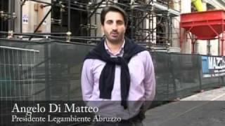 Legambiente  «Abruzzo libero dalle macerie solo nel 2079» - Corriere della Sera.mp4