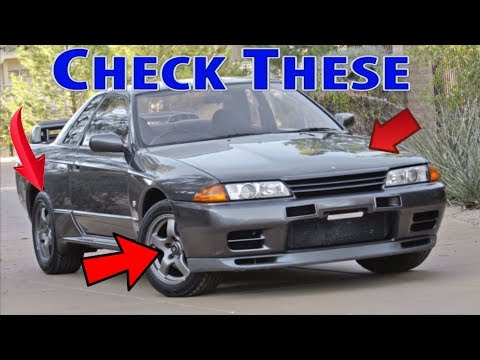 Nissan Skyline GTR (R32) Ultimate Buyer's Guide : Everything You Need to Know!