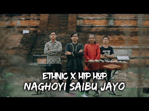 Abik - Ethnic X Hip Hop NAGHOYI SAIBU JAYO (Official Music Video)